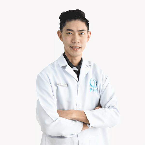 ทันตแพทย์ นริศร สุวัฒนวิโรจน์ DDS., MSc.,