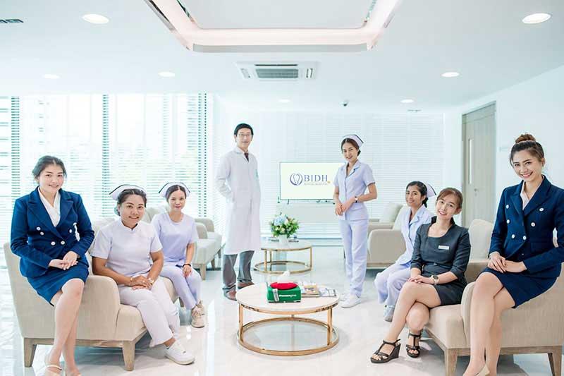 BIDH Thailand Dental Hospital