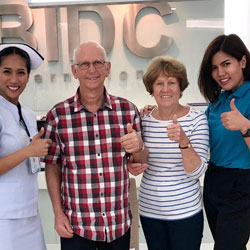 Dental visit Australian