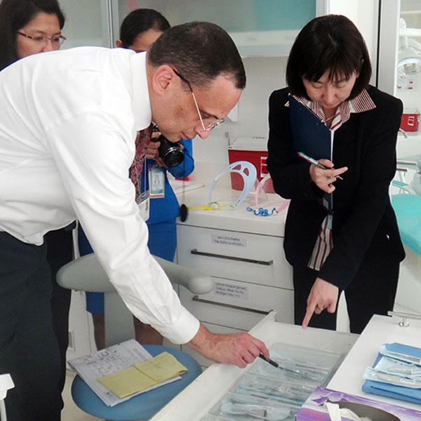JCI dental clinic thailand