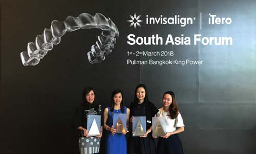 Thailand Invisalign Diamond clinic