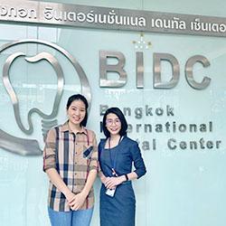 dentist reviews thailand