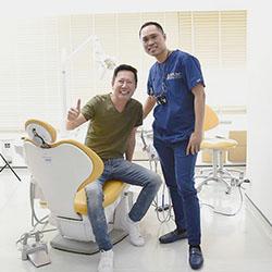 veneers dentist reviews