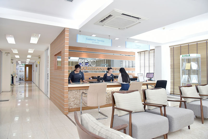 bidc dental building
