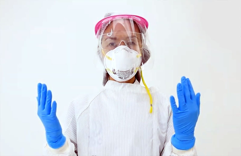 PPE medical wear